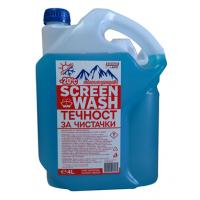 Зимна течност за чистачки  -20°C Bomar Auto 4 л /готова за употреба/