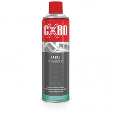 Продукт за премахване на стикери - CX80 LABEL REMOVER  -  500 мл