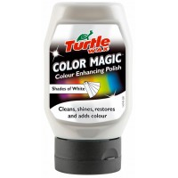 Полирпаста Turtle Wax Color Magic - 300 мл - бяла