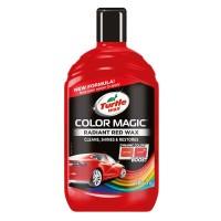 Полирпаста Turtle Wax Color Magic - 500 мл - червена