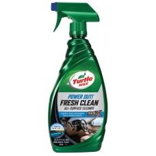 Препарат за премахване на петна и неприятни миризми Turtle Wax POWER OUT FRESH CLEAN