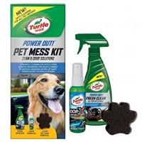 Комплект за премахване на петна от животни Turtle Wax Pet Mess Kit