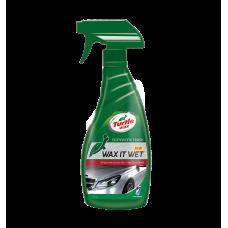 Полиращ препарат Turtle Wax Wax it Wet - 500 мл