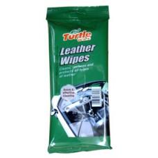 Кърпички за кожа Turtle Wax Wipes Leather Cleaner