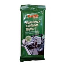 Кърпички за тапицерия Turtle Wax Wipes Interior Cleaner