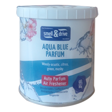 Гел ароматизатор SMELL&DRIVE AQUA BLUE GELL - 80 гр