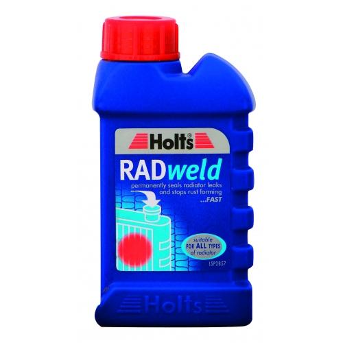 Holts Radweld запушва течове в радиатора 125ml